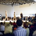 Jewellery and fashion show