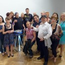 Vernissage of Eugeniusz Salwierz works