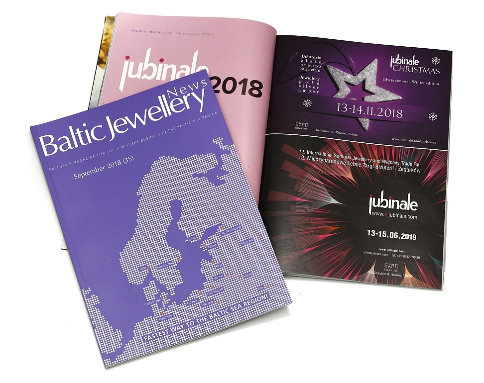 Baltic Jewellery News September